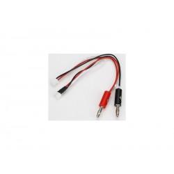 E-flite kabel nabíjecí s banánky JST-PH / JST-XH