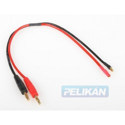 Nabíjecí kabel Gold 3,5mm