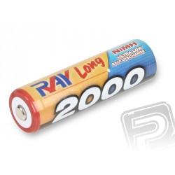 1.2V 2000mAh RAY Long AA