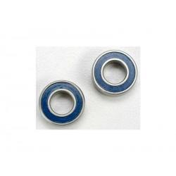 Ložisko chrom/guma 6x12x4mm (2 ks)