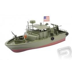 Pibber PBR MkII hlídkový člun 1:18 ARTR