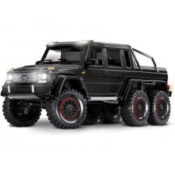 Traxxas TRX-6 Mercedes G 63 6x6 1:10 TQi RTR černý