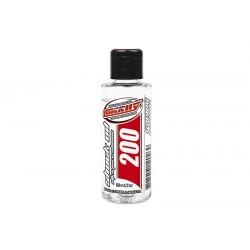 TEAM CORALLY - silikonový olej do tlumičů 200 CPS (60ml/2oz)