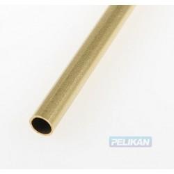 Mosazná trubička tvrdá 5.0x4.2x1000mm