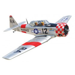 AT-6 Texan 1830mm ARF Black Horse | Reichard Modelsport