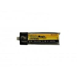 Black Magic LiPol 3.7V 80mAh 15C EFL