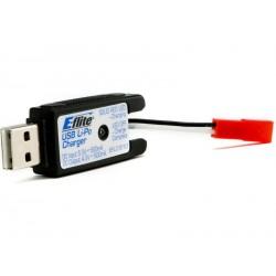 E-flite nabíječ LiPo 3.7V 500mA JST USB
