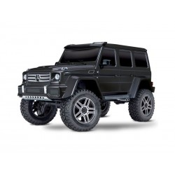 Traxxas TRX-4 Mercedes G500 1:10 TQi RTR černý
