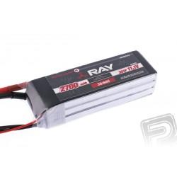 G4 RAY Li-Po 2700mAh/11,1  30/60C Air pack