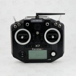 FrSky Taranis Q X7 Mod1 černý