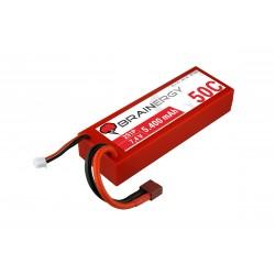 LiPo Brainergy 5400mAh 7,4V 50C Hardcase
