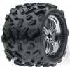 Pneu Monster Truck (40 Series) All Terrain Tires (2ks) T-Maxx,Savage atd