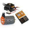 COMBO BRUSHLESS 50Amp WP s 4P 3652SL 3500Kv motorem + programovací karta