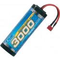 Power Pack 3000 - 7.2V - 6 článkový NiMH Stickpack - US