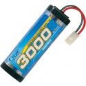 Power Pack 3000 - 7.2V - 6 článkový NiMH Stickpack