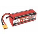 Sport Racing 50C LiPo Stick Hardcase-6750mAh-14.8V-XT90 (99,9Wh)